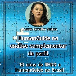 HumanGuide na análise complementar de perfil