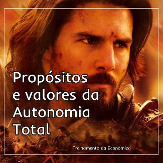 Propósitos e valores da Autonomia Total
